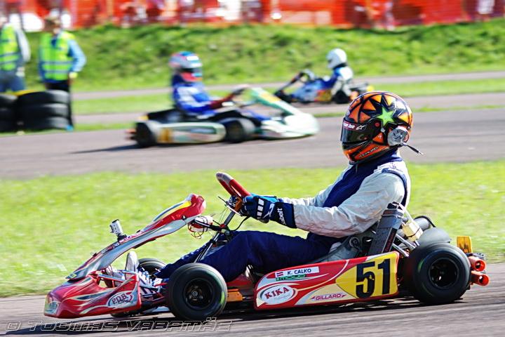 Karting Hiiumaa Cup 2011