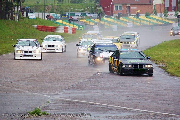 Estonian racing championship, rounds 3 & 4, 29.05.2011, Kaunas (LT)